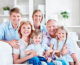 Многодетные семьи имеют право на налоговый вычет